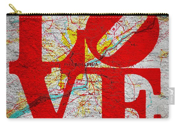 Philly Love V1 Carry-all Pouch