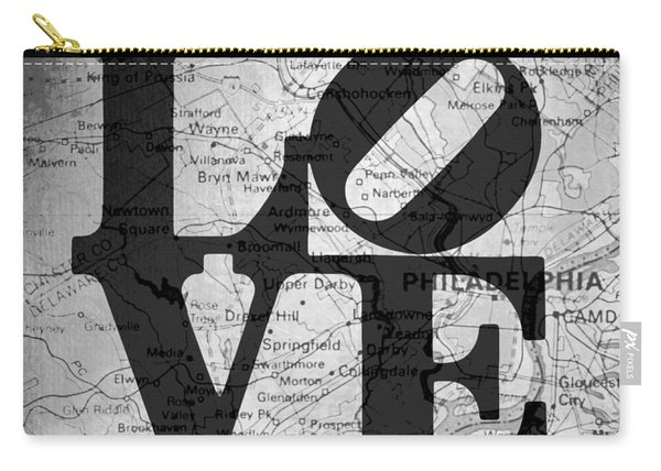 Philly Love V13 Carry-all Pouch