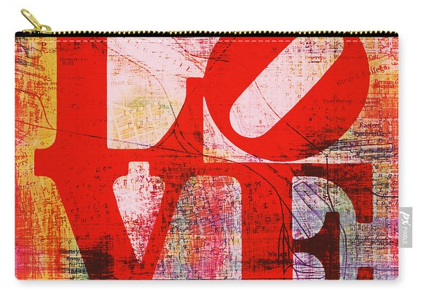 Philly Love V6 Carry-all Pouch
