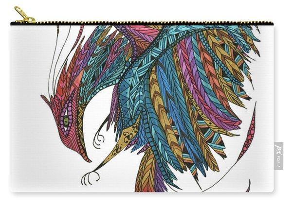 Phoenix Landing Carry-all Pouch