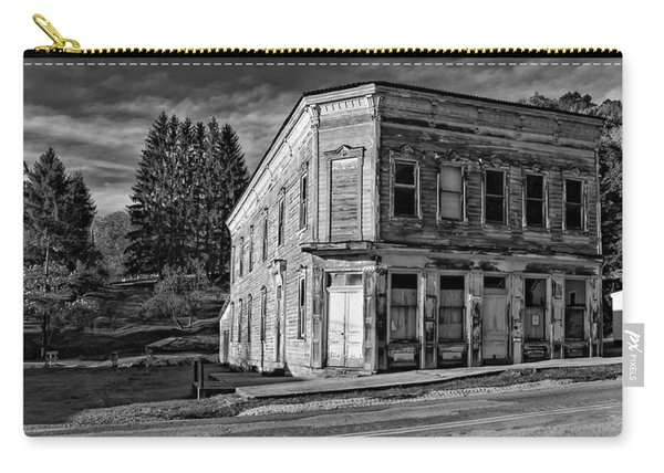 Pickens Wv Monochrome Carry-all Pouch