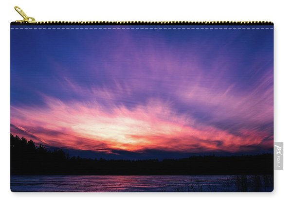 Pickerel Lake Carry-all Pouch