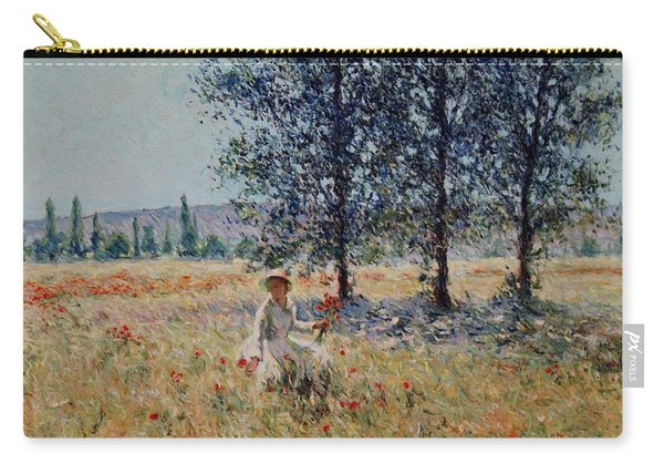 Picking Flowers  Carry-all Pouch