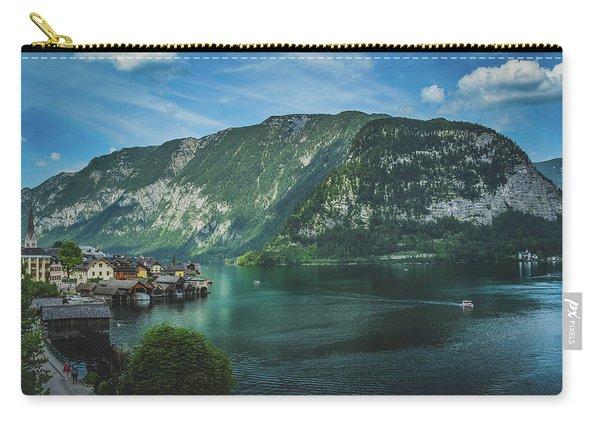 Picturesque Hallstatt Village Carry-all Pouch