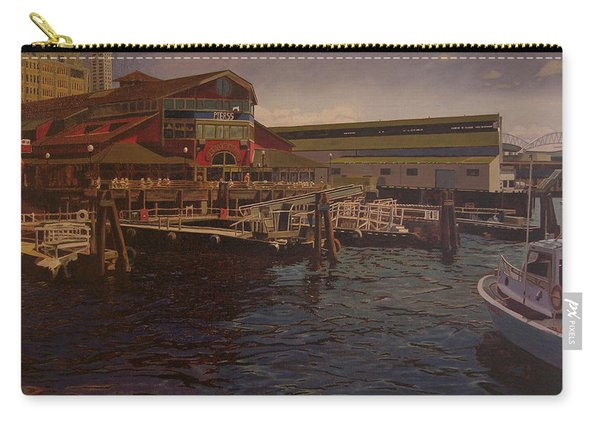 Pier 55 - Red Robin Carry-all Pouch