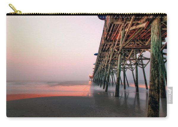 Pier And Surf Carry-all Pouch