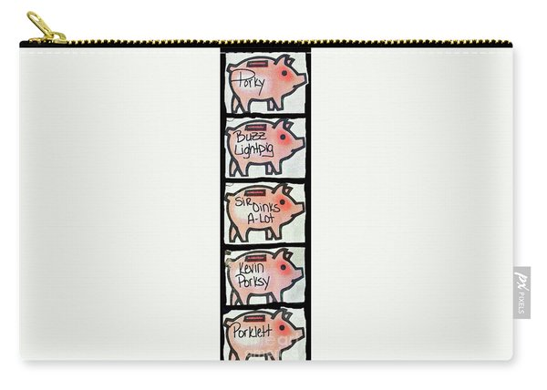 Pig Party Carry-all Pouch