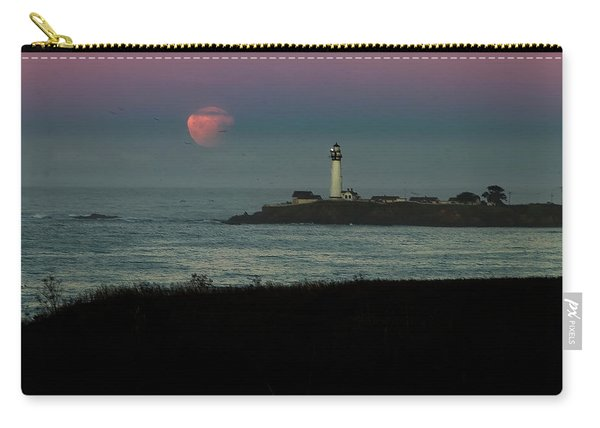 Pigeon Point Supermoonset Carry-all Pouch