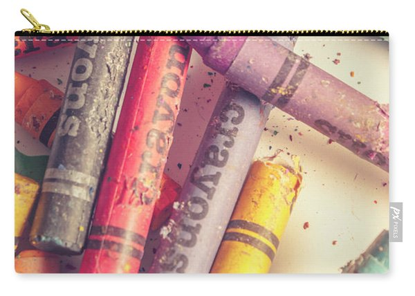 Pigment In Play Carry-all Pouch