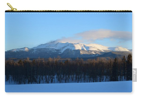 Pikes Peak From Cr511 Divide Co Carry-all Pouch
