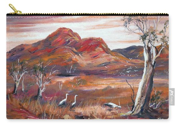 Pilbara, Outback, Western Australia, Carry-all Pouch