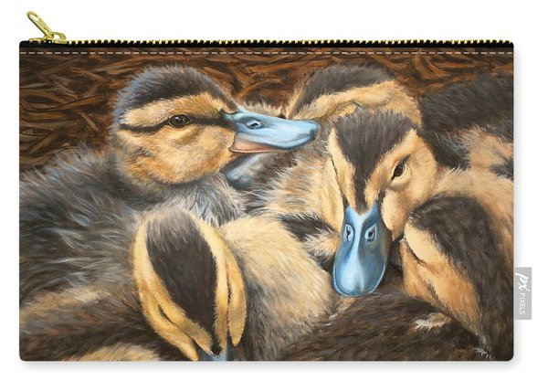 Pile O' Ducklings Carry-all Pouch