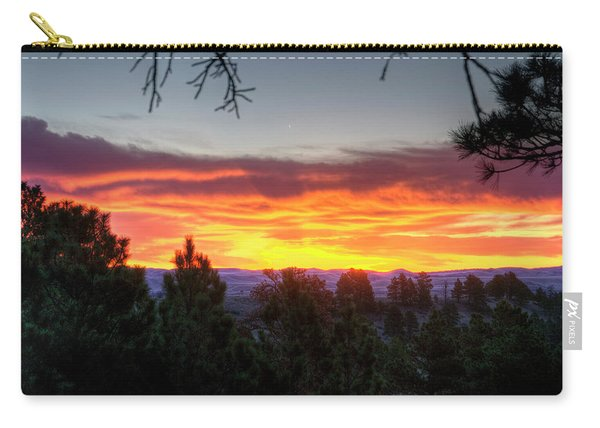 Pine Sunrise Carry-all Pouch