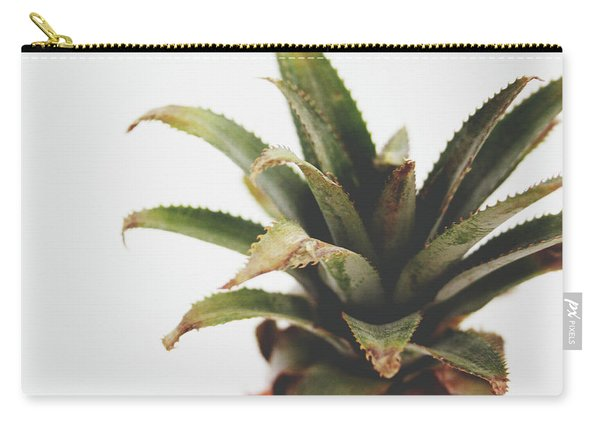 Pineapple Top- Art By Linda Woods Carry-all Pouch