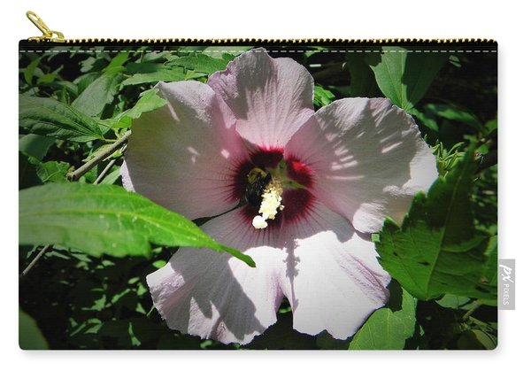 Pink Althea Carry-all Pouch