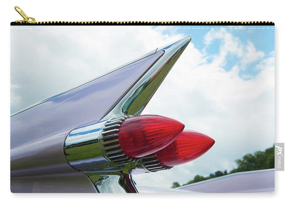 Pink Cadillac Carry-all Pouch