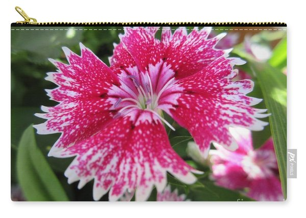 Pink Carnation  Carry-all Pouch