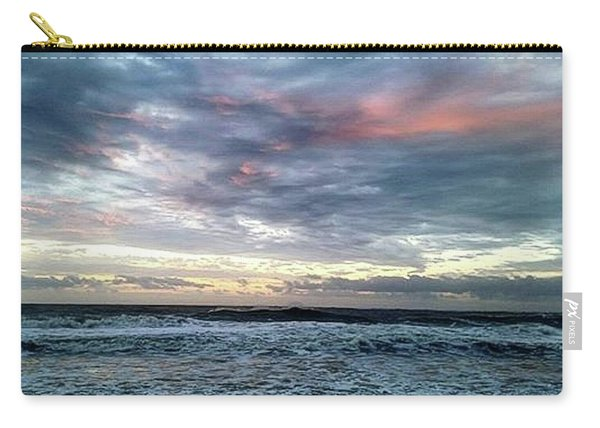 Pink Clouds At Dawn Carry-all Pouch