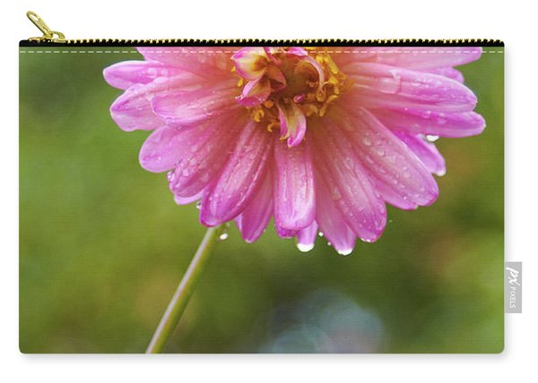 Pink Dahlia 2 Carry-all Pouch