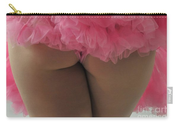 Pink Fanny Carry-all Pouch