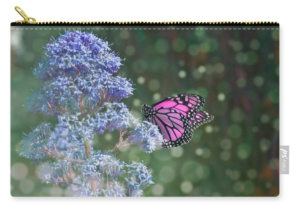 Pink Lady Carry-all Pouch