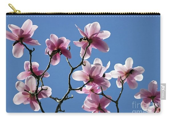Pink Magnolias  Carry-all Pouch