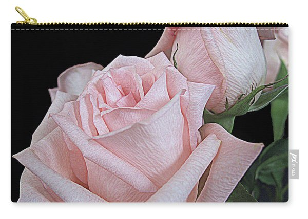 Pink Persuasion Carry-all Pouch
