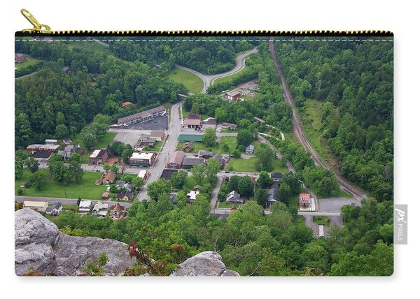 Pinnacle Overlook In Kentucky Carry-all Pouch