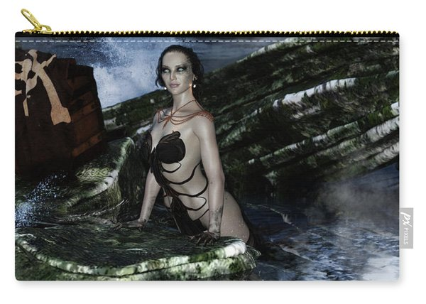 Pirate Treasue Carry-all Pouch