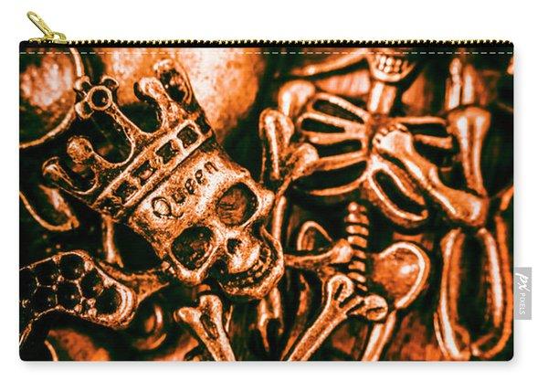 Pirates Treasure Box Carry-all Pouch