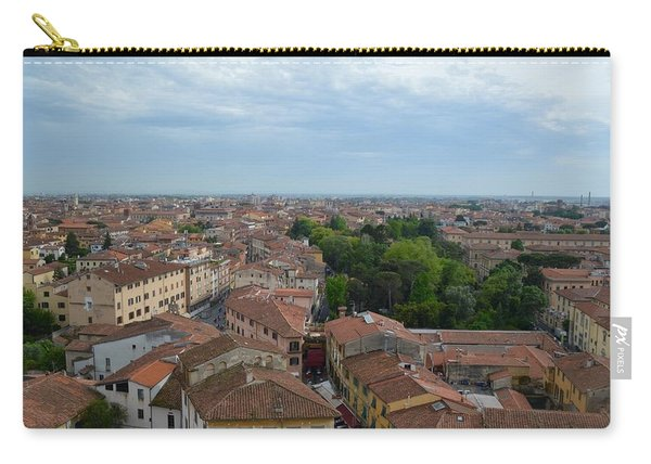 Pisa From Above Carry-all Pouch
