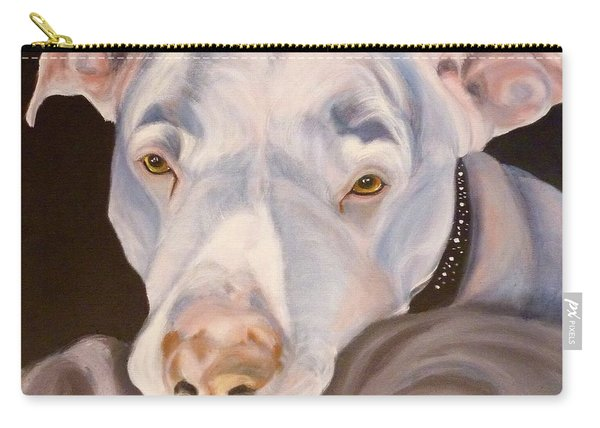 Pit Bull Lover Carry-all Pouch