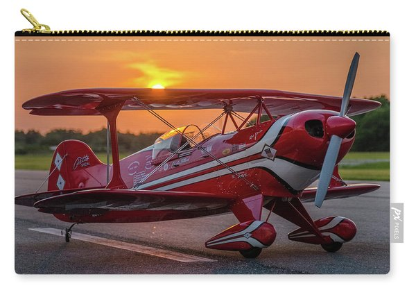 Pitts Sunset Carry-all Pouch