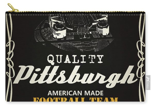 Pittsburgh Steelers Whiskey Carry-all Pouch