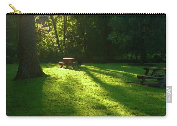 Place Of Honor Carry-all Pouch