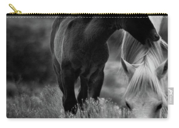 Carry-all Pouch featuring the photograph Placitas 2 by Catherine Sobredo