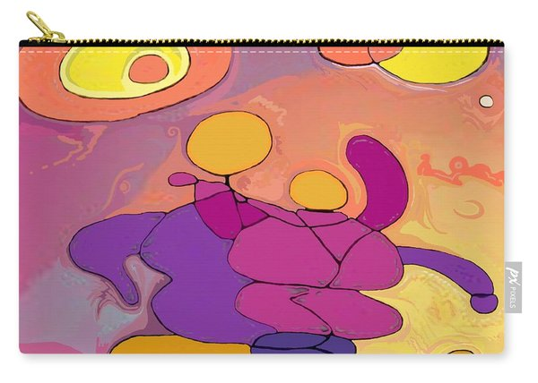 Planet Dancers Carry-all Pouch