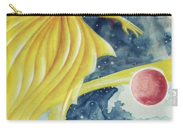 Planet  Dreaming Carry-all Pouch