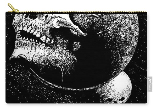 Planetary Decay Carry-all Pouch