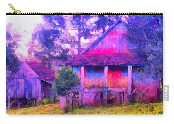 Plank Homes Carry-all Pouch