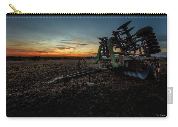 Planting Time Carry-all Pouch