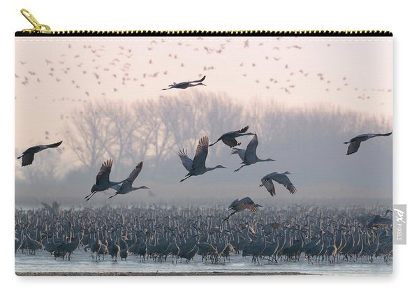 Platte River Morn Carry-all Pouch