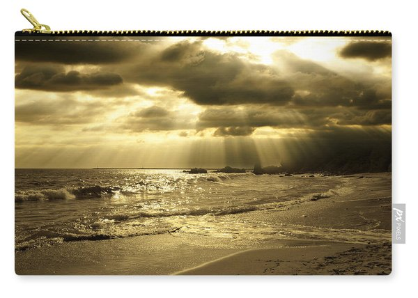 Playa De Oro Carry-all Pouch