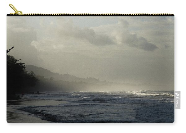 Playa Negra Beach At Sunset In Costa Rica Carry-all Pouch