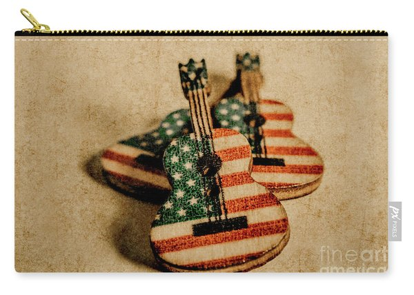 Played In America Carry-all Pouch