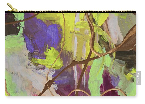 Playing At Night Carry-all Pouch