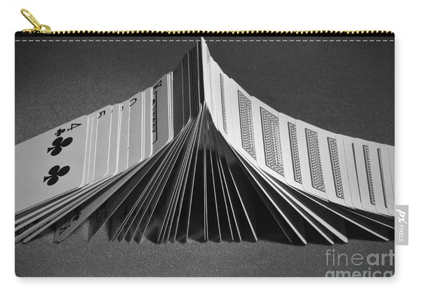Playing Cards Domino Carry-all Pouch