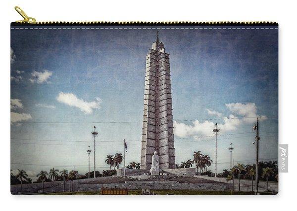 Plaza De La Revolucion Carry-all Pouch