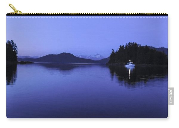 Pleasant Bay At Dusk Carry-all Pouch