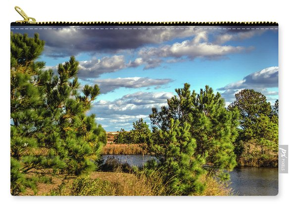 Pleasure House Point Natural Area  Carry-all Pouch